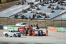 Formel 1, Verstappen und Stroll crashen im Portugal-Training