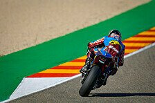 Moto2 Aragon: Sam Lowes erneut auf Pole Position