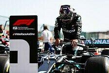 Formel 1, Hamilton feiert Pole: Extra-Runde meine Entscheidung