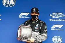 Formel 1 2020: Portugal GP - Samstag