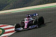 Formel 1 Portugal: Perez rettet Racing Point und entgeht Strafe