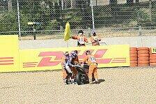 Chaos im MotoGP-Quali von Aragon: Kritik an Gelbe-Flaggen-Regel