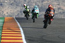 Moto3: Ab sofort deutlich härtere Strafen für Bummeln