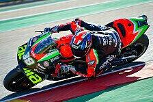 Aprilia lässt Smith und Savadori um MotoGP-Platz 2021 kämpfen