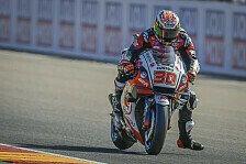 MotoGP Aragon 2020: Takaaki Nakagami führt auch Warm-Up an