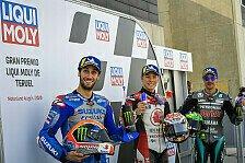 MotoGP Aragon II 2020: Alle Bilder vom Qualifying-Samstag