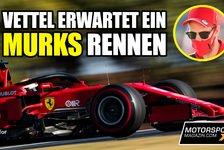 Formel 1 - Video: Formel 1, Portugal: Vettel erwartet Murks-Rennen