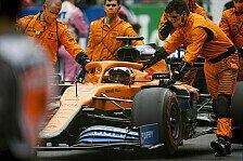 Formel 1 - Video: Formel 1, McLaren unboxed: Portugal-Achterban für Norris, Sainz