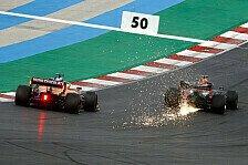 Formel 1 Portugal, Verstappen verflucht Startphase: Desaster!