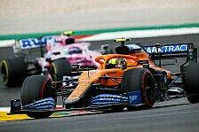 Formel 1 Portugal, Norris attackiert Stroll: Der lernt es nicht