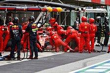 Formel 1, Ferrari erklärt schlechte Boxenstopps: 2021 gefangen?