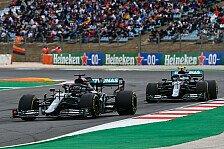 Formel 1 Portugal: Hamilton siegt und bricht Schumacher-Rekord