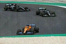 Formel 1, McLaren in Führung! Sainz verrät sein Erfolgsrezept