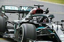 Formel 1 - Video: Formel 1 Portugal: Mercedes erklärt Strategie & Start-Probleme