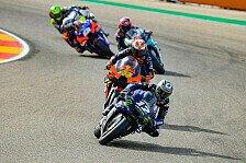 MotoGP-Rennkalender 2021: Termine & Strecken