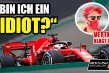 Formel 1 - Video: Formel 1 2020: Vettel deutet Benachteiligung durch Ferrari an!