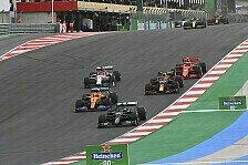 Formel 1, Räikkönen rasiert am Start: Was machen die da?!