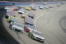 NASCAR Playoffs 2020: Fotos Rennen 34 - Texas Motor Speedway