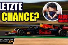 Formel 1 - Video: Albons letzte Chance in der Formel 1: Kommt danach Hülkenberg?