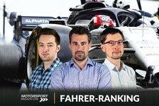 Formel-1-Fahrerranking Portugal: Sensationssieger vor Hamilton