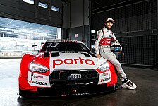 Rene Rast trotz Formel E mit Audi weiter an DTM interessiert