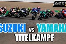 MotoGP - Video: MotoGP-Analyse Aragon: Titel-Duell nun klar - Suzuki vs Yamaha