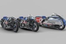 Max Biaggi wagt Rekordversuch auf Elektro-Motorrädern