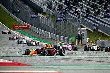 ADAC Formel 4 - Alle jagen Edgar: Meisterschaft spitzt sich zu