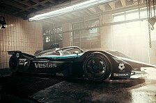Formel E: Mercedes 2021 mit gleichen Fahrern und neuem Motor