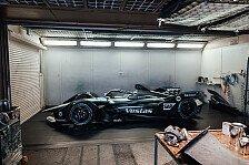 Formel E: Mercedes präsentiert Fahrer und Auto für 2021