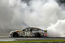 NASCAR 2020 Texas: 1. Saisonsieg für Kyle Busch nach Regenchaos