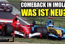 Formel 1 - Video: So funktioniert das neue Formel 1 Wochenende in Imola!