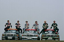 DTM-Historie: Die 15 Fahrer mit den meisten Rennsiegen