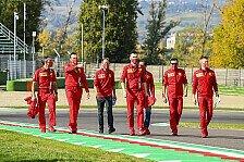 Formel 1 2020: Emilia Romagna GP - Vorbereitungen Freitag
