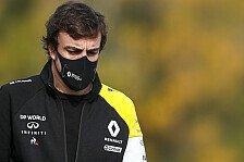 Formel 1: Fernando Alonso fehlt bei Alpine-Präsentation