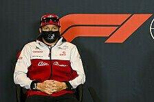 Formel 1, Räikkönen über neuen Vertrag: Wollte nicht lügen