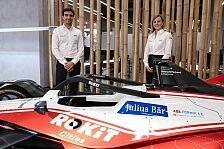 Formel E: Jerome D'Ambrosio wird Stellvertreter für Susie Wolff
