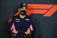 Formel 1, Perez & Kvyat vor Aus? Sabbatjahr Option für 2021