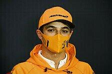 Formel 1 - Norris bleibt hart: Keine Entschuldigung an Stroll