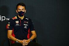 Formel 1, Red Bull ohne Plan B für Albon: Alles oder nichts