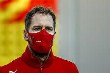 Formel 1, Vettel hadert mit sich: Irgendwas dieses Jahr anders