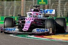 Formel 1, Perez verflucht Strategie: Ricciardo Podium geschenkt
