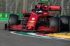 Formel 1 Imola: Ferrari ruiniert besseres Vettel-Rennen