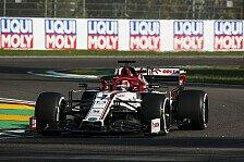 Formel 1: Alfa Romeo vor Wechsel in die Formel E?