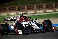Formel 1, Räikkönen schimpft trotz Punkten: Geduld ausgegangen