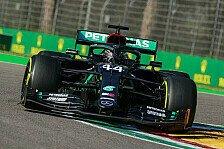 Formel 1 Imola: Hamilton-Sieg, Ricciardo-Podium nach SC-Chaos