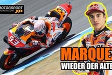 MotoGP - Video: MotoGP-Talk: Wird Marquez 2021 wieder zu alter Stärke finden?