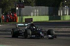 Formel 1 Imola-Qualifying: Bottas-Pole bei Hundertstel-Krimi