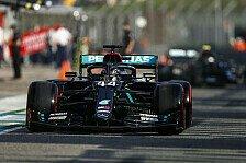Formel 1, Hamilton bangt nach Qualifying-Pleite: Imola = Monaco