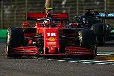 Formel 1 - Video: Formel 1, Ferrari blickt voraus: So ist man in Imola schnell